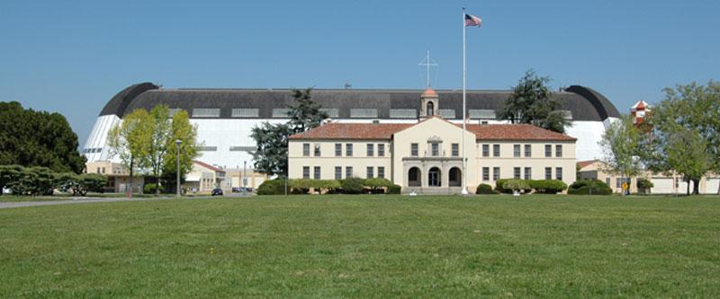 California's NASA Ames Research Center