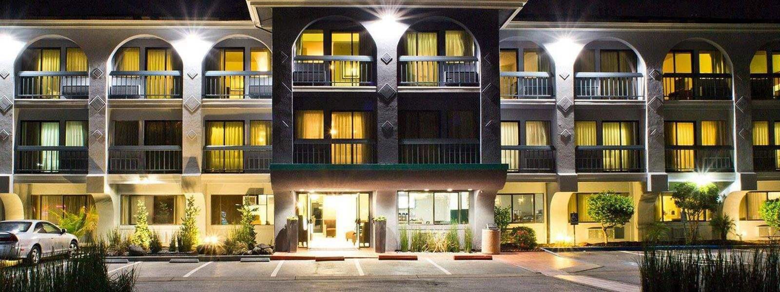 Hotel Vue Boutique Hotel In Downtown Mountain View Ca