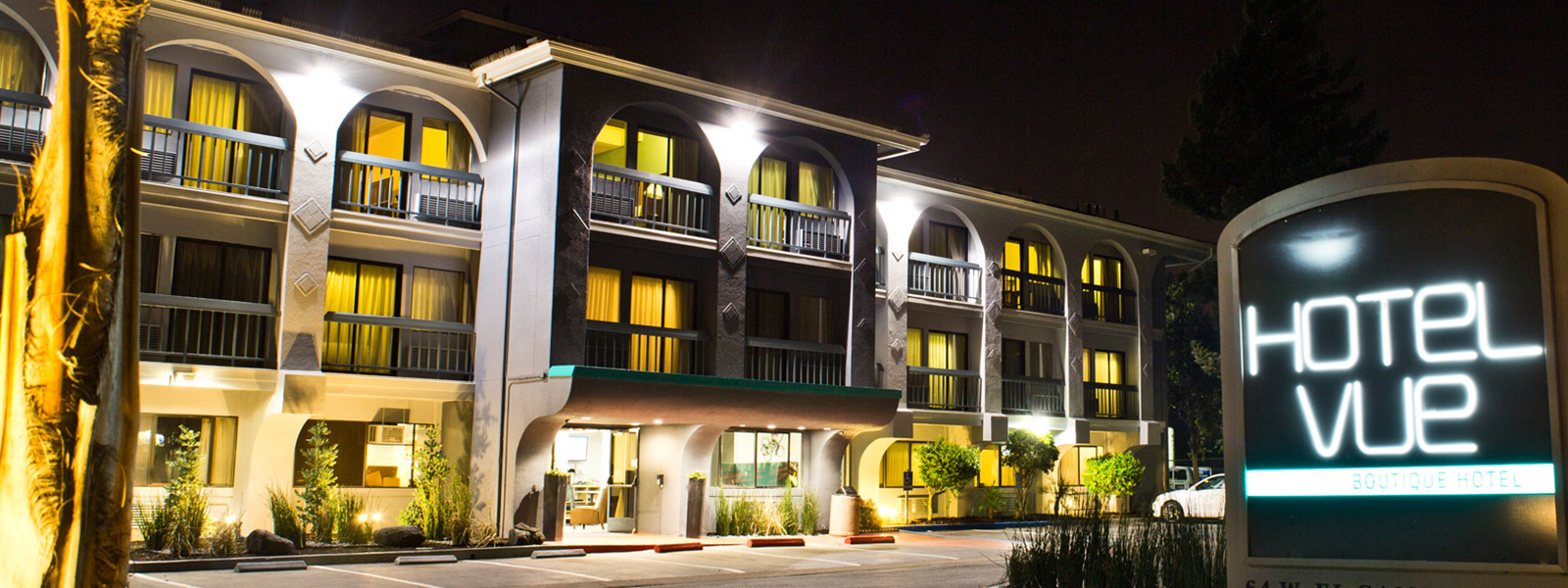 hotel Vue, California
